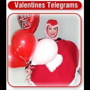 Hire Valentine's Singing Telegram $125